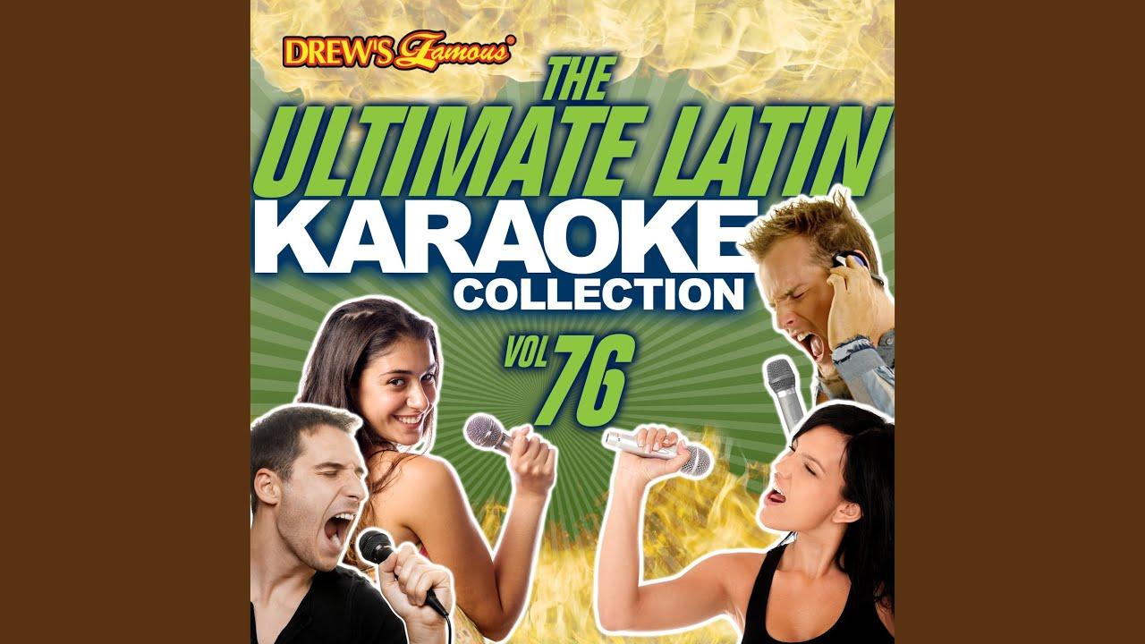 Collar de perlas en karaoke