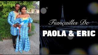 Louvres : Fiançailles De PAOLA DA SILVA & ERIC ( Congolaise Wedding 2019 By Studio BOTE IMAGE TV )