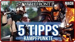 Wie man schnell Held und Kampfpunkte bekommt! Tipps und Tricks - Star Wars Battlefront 2 deutsch