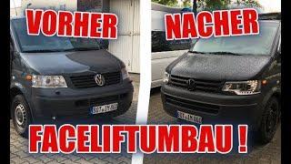 Facelift-Umbau  des VW T5.1 :D | ItsMarvin