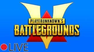 Venturian Plays Playerunknown's Battlegrounds (LIVE STREAM)