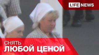 Как снимали Евгению Васильеву в колонии