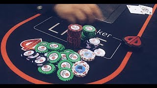 International Gambling: Jacks in a $2k Pot