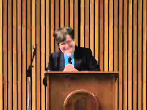 Sister Helen Prejean speaks at University of San Francisco