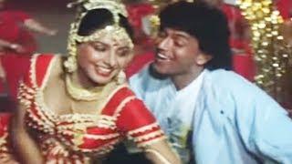 Iska Naam Jawani Hai - Mithun, Anita Raj, Hum se na Takrana Song
