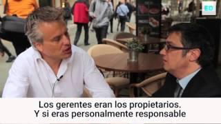 Entrevista a Joris Luyendijk