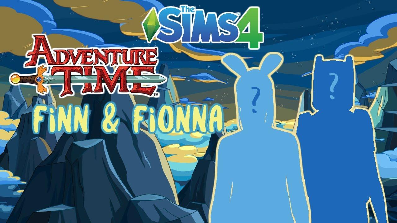 Adventure Time Finn And Fionna ♚ sim cas | adventure time: finn & fionna the humans ♚