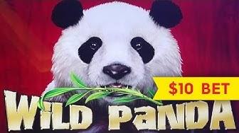 Wild Panda Slot - JACKPOT Progressive! SUPER FREE GAMES, YES!