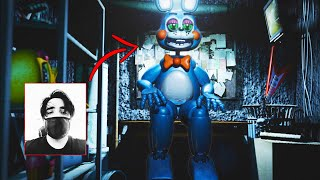 Le MUESTRO FOTOS a TOY BONNIE Para VER SU REACCION! | FNAF Facial Recognition test GAME