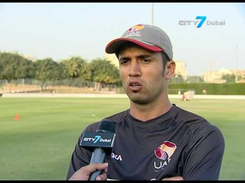 Sport on 7 - Afghanistan vs UAE T20 Series