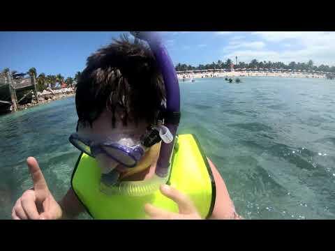 Disney Dream Castaway Cay Snorkeling 2018