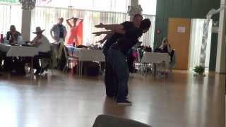 El Símbolo - Quiero Darte Mas Dance @ German World of Dance 2012 Wettbewerb Social Dancing