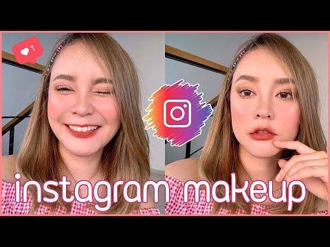 instagram makeup? ถ่ายรูปขึ้นกล้อง แต่งบ่อยมากในเดือนนี้ คนขอมาเยอะมว๊ากก | gamgy thumbnail