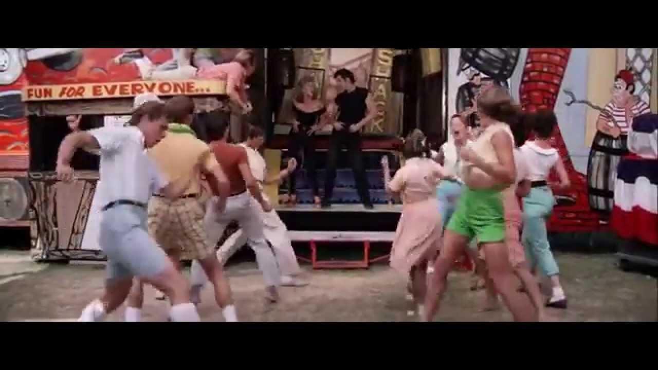 Capoeira three scene 1
