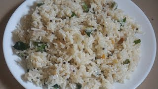 Instant Rice Recipes For Lunch Box | 3 Minute rice recipes | lunch box recipe - Coconut Recipe