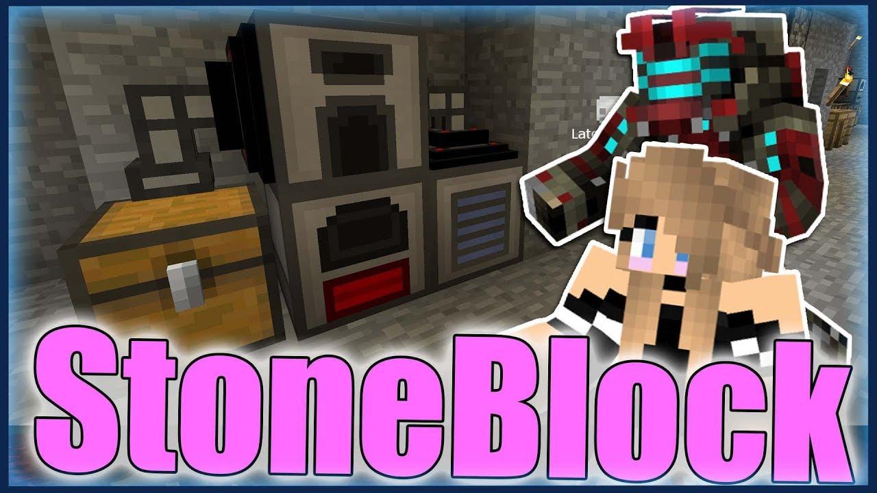 AUTOMATIZACE A END!😱🔥 Minecraft Stoneblock 2 #8 w/Vendali