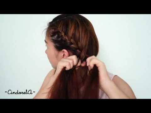How to: Basic Braid การถักเปียพื้นฐาน [Thai]