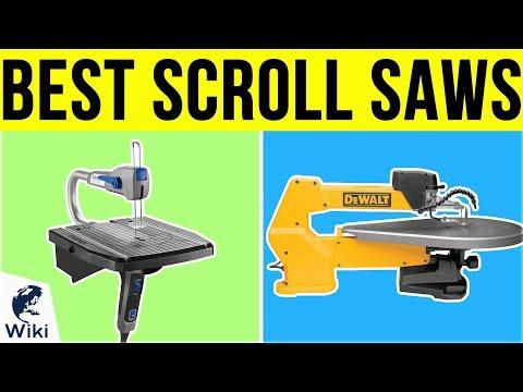 10 Best Scroll Saws 2019
