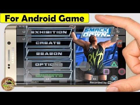 How To Download WWE SmackDown PAIN On Android Using PS2 Emulator | Wwe SmackDown Here Comes The Pain