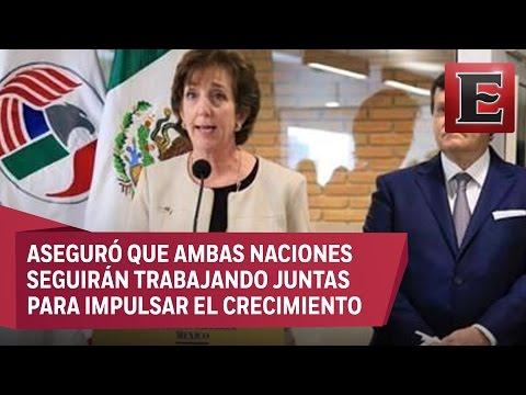 Relación México-EU avanza y no sufrirá cambios, asegura Roberta Jacobson