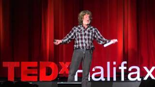 Whale culture: Hal Whitehead at TEDxHalifax