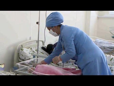 В Душанбе роддома усилили меры безопасности из-за пандемии COVID-19