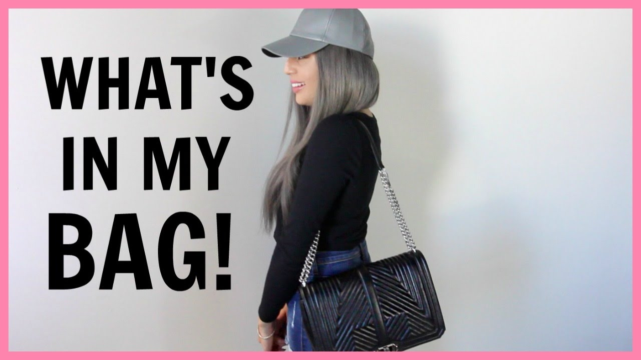What S In My New Rebecca Minkoff Jumbo Love Bag Review
