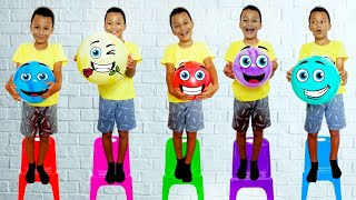 Five little monkeys 🙈 | Kids Song #3
