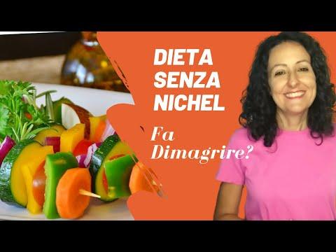 La Dieta Senza Nichel fa Dimagrire o Ingrassare? Scoprilo Qui (  3 Semplici Consigli Pratici)