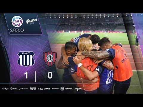 Talleres Cordoba San Lorenzo Goals And Highlights