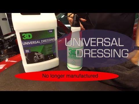 Universal Dressing