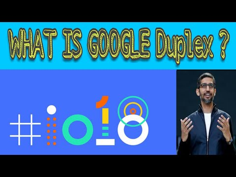 Google CEO Sundar Pichai gave actual Demo of Google assistant by phone call | Google Duplex