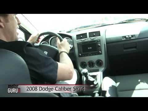 2008 dodge caliber srt4 car review trailer youtube. Black Bedroom Furniture Sets. Home Design Ideas