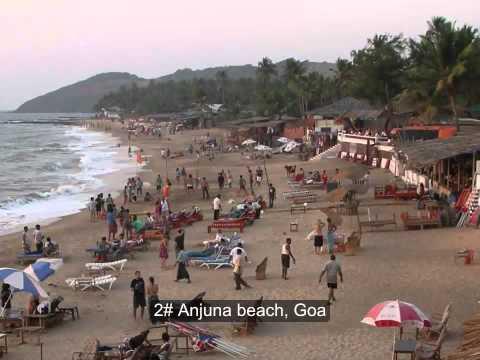 Top 5 beaches in Goa Best beaches in Goa Goa Tourism
