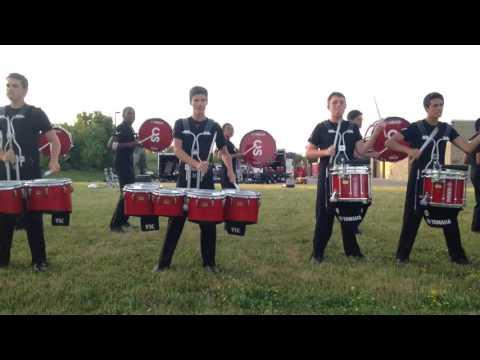 Calgary Stampede Showband Drumline 2016 - Part 2/Drum Break