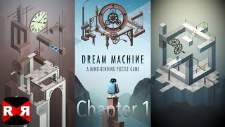 Dream Machine : The Game Chapter 1 (By GameDigits) - iOS / Android - Walkthrough Gameplay