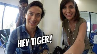 UNSEEN FOOTAGE! Tiger Shroff & Amaal Malik Chat With MissMalini!