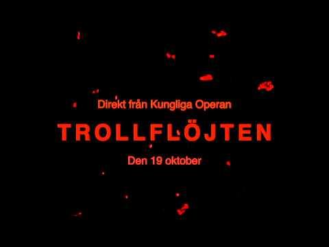Trollflöjten - Live på bio från Kungliga Operan i Stockholm