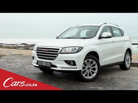 Is this the best Chinese car in SA? Haval H2 Review