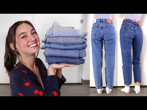Which Brand Makes The Best MOM JEANS?