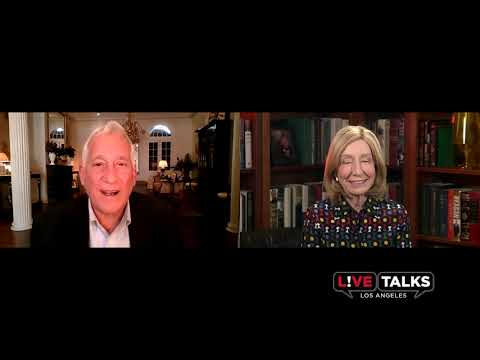 "Walter Isaacson with Doris Kearns Goodwin  ""on Science and Biography"" at Live Talks Los Angeles"