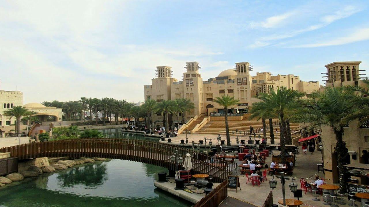 РИНОК МАДІНАТ ДЖУМЕЙРА (Souk Madinat Jumeirah) в ДУБАЇ