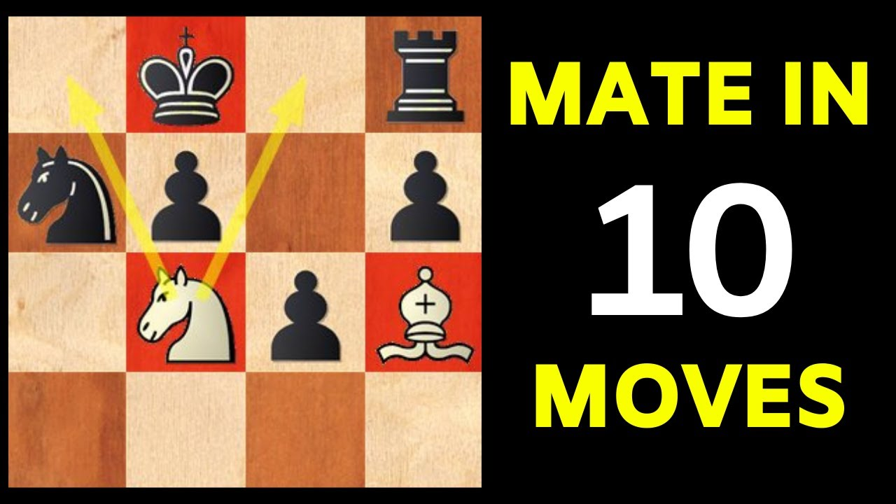 Chess Opening TRAP in the Scotch Game #Shorts