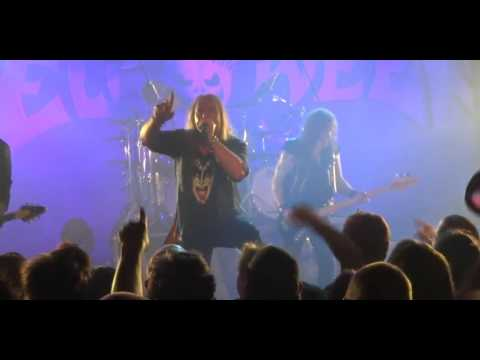 Helloween - My God Given Right (The Billboard, Melbourne 14/10/15)
