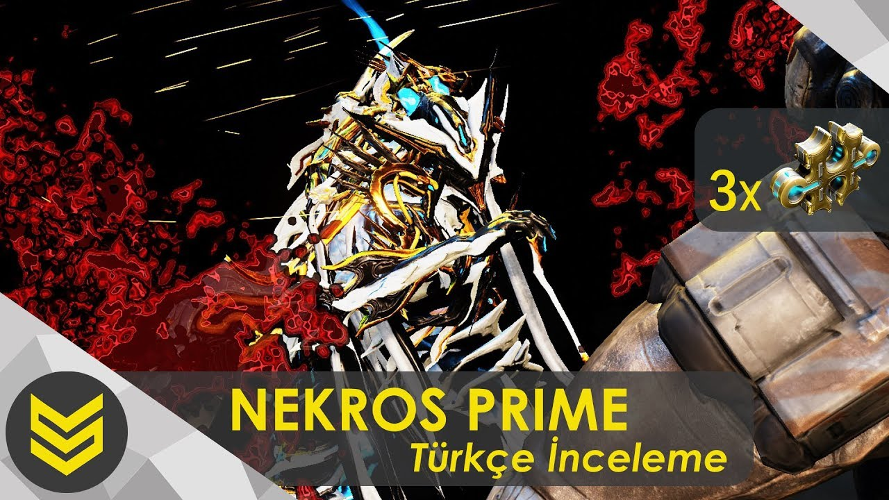 warframe  nekros prime