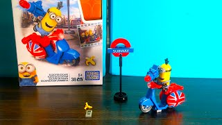 Minion Scooter Escape Mega Bloks Despicable Me