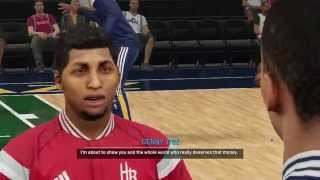 Dwight Howard Commits DIRTY FLAGRANT FOUL Blake Griffin - NBA 2K15 My Career Gameplay