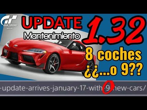 Gran Turismo Sport - Actualización 1.32 | ¿ 8 coches ? , Mantenimiento anunciado | FOLDERS CUP #3 thumbnail