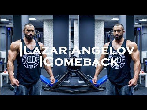 Lazar Angelov(Comeback)- Aesthetic & Bodybuilding And Fitness Motivation