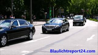 G20 Hamburg VIP Escort China